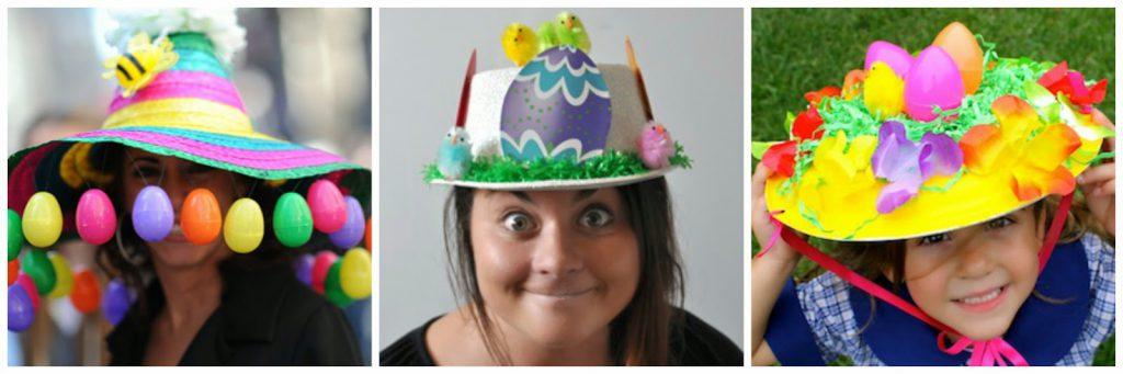 Easter bonnets, Easter traditions, tradycje wielkanocne, Head Full of Ideas