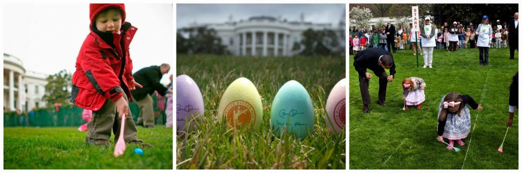 The Easter Egg Roll, Easter traditions, tradycje wielkanocne, Head Full of Ideas
